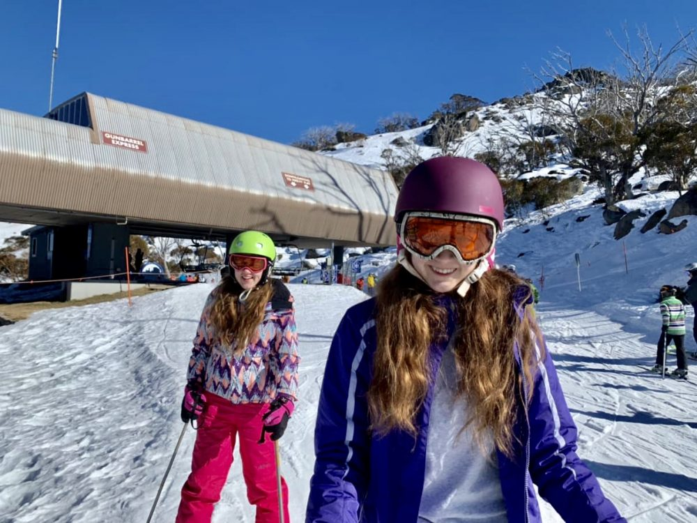Face coverings aren't required at Thredbo