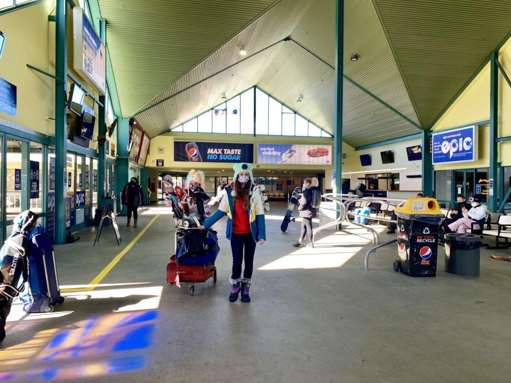 Bullocks Flat Skitube Terminal