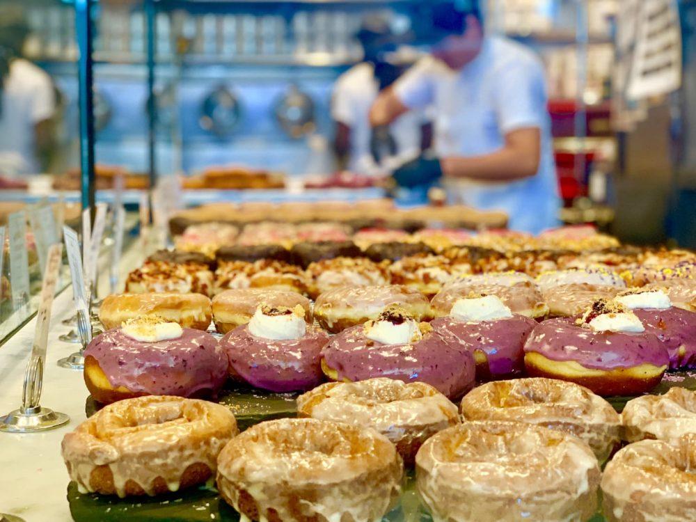 Sidecar donuts, Santa Monica