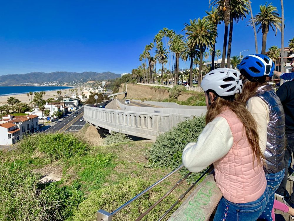 Santa Monica bike tour