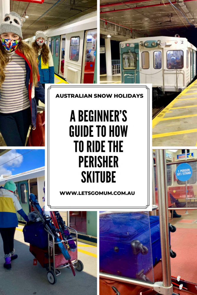This passenger train to Perisher Ski Resort, NSW is a fast, easy way to the snow - and no snow chains are required! Follow our guide for an easy ride!