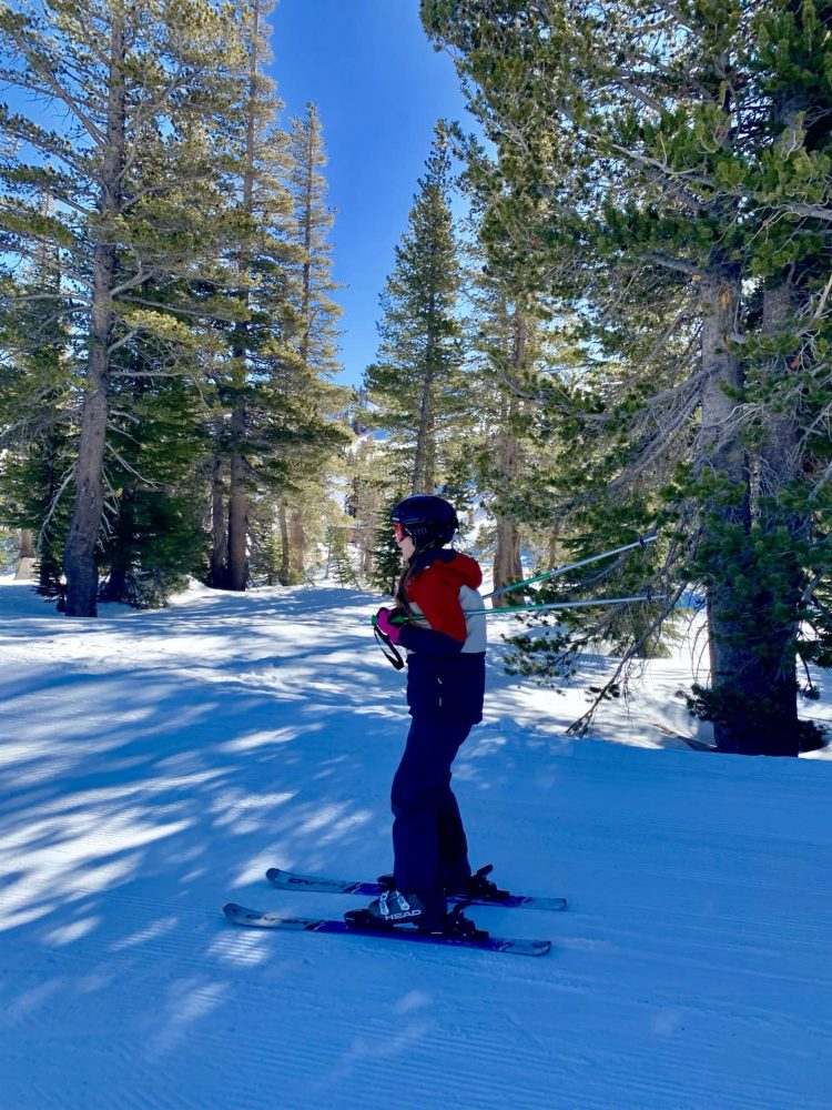Family-friendly Mammoth Mountain Ski Resort, California