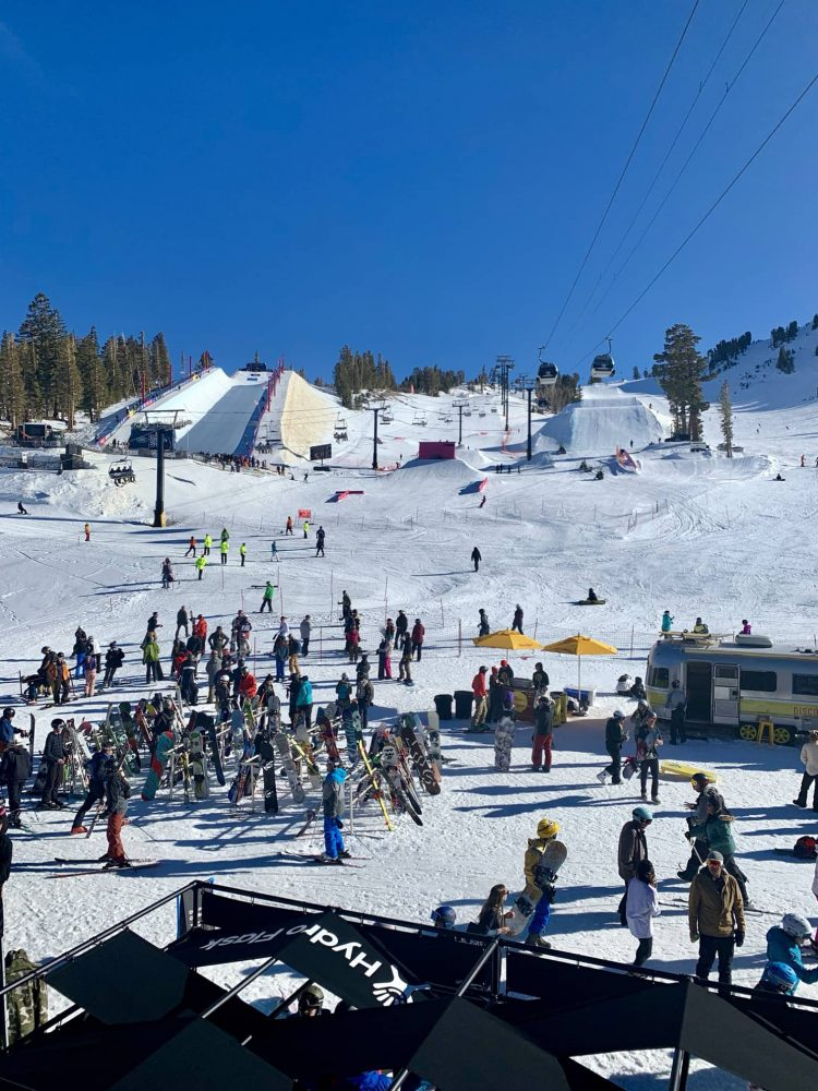 Visit Mammoth Mountain Ski Resort, California