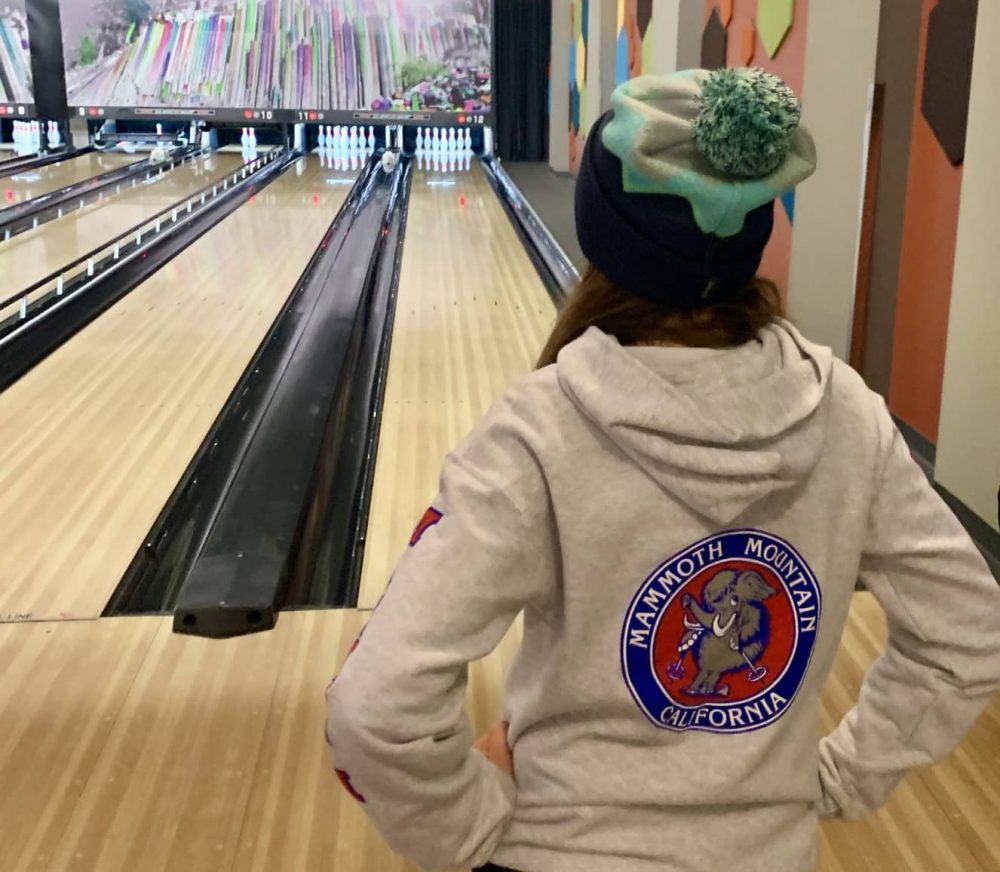 The Mammoth Rock 'n Bowl is a lot of fun!