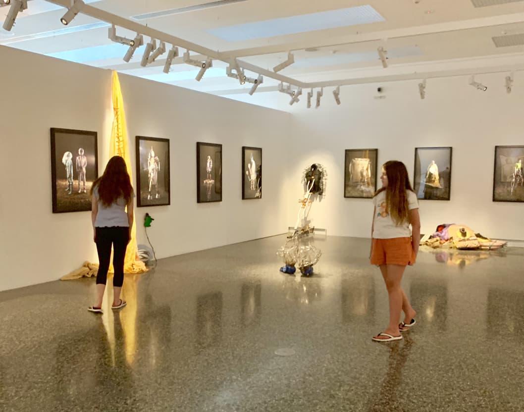 Albury Murray Art Museum Gallery