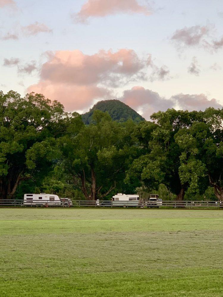 Murwillumbah Showgrounds caravan and camping grounds