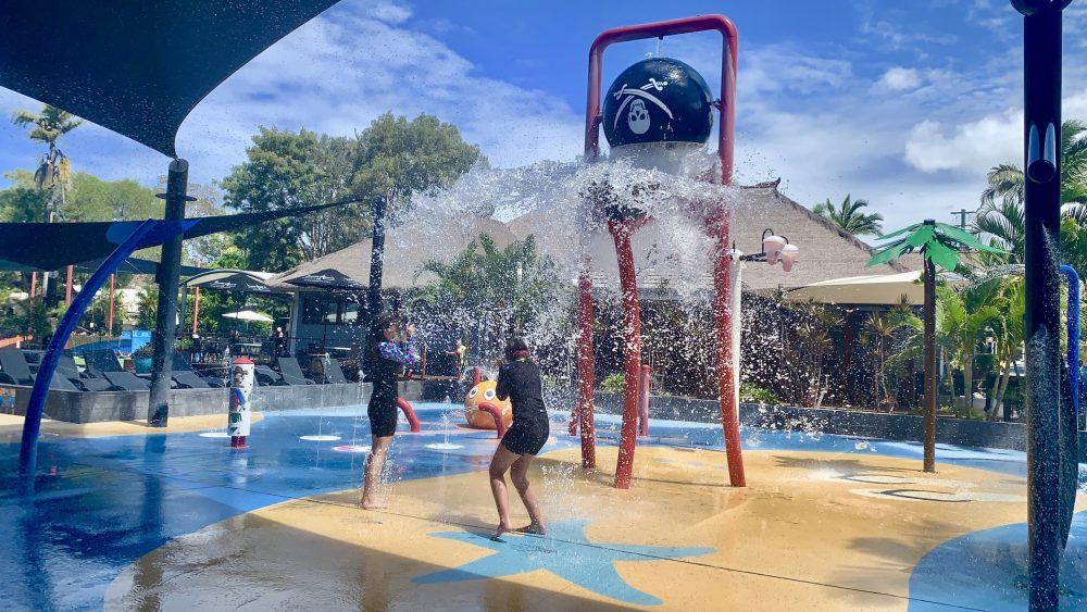 NRMA Treasure Island Holiday Resort water park