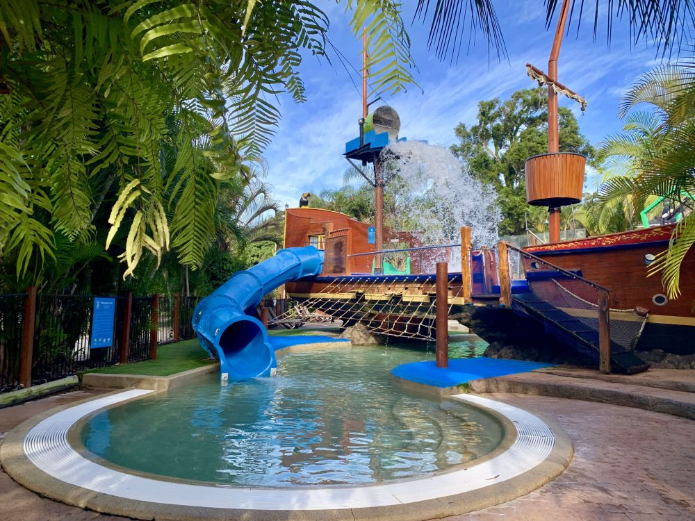 NRMA South West Rocks Holiday Resort Pool
