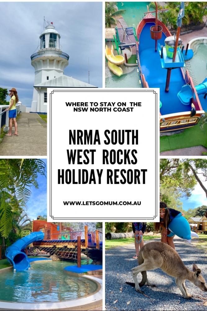 NRMA South West Rocks Holiday Resort