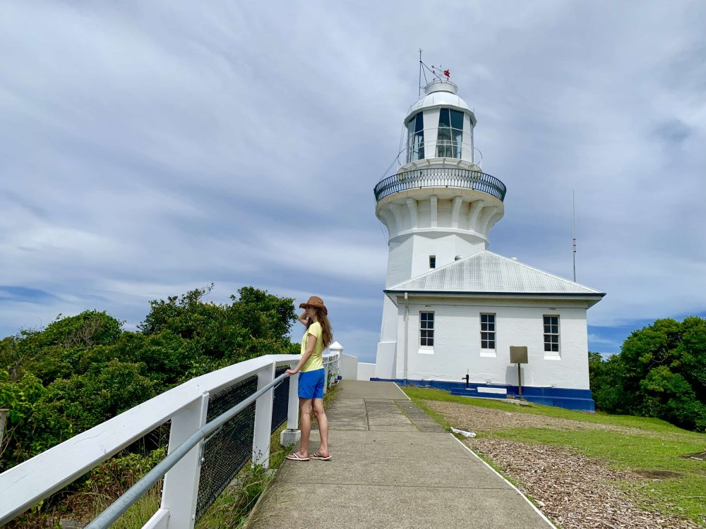 Visit Smoky Cape Lighthouse - its' just ten minutes drive away