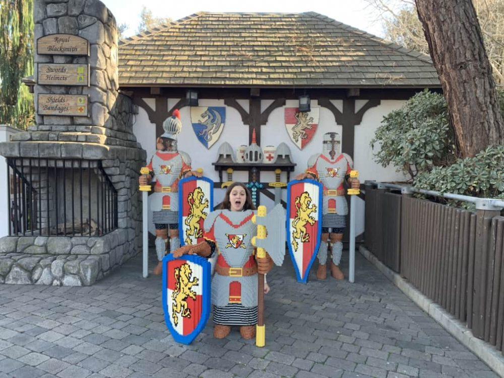 LEGOLAND California theme park