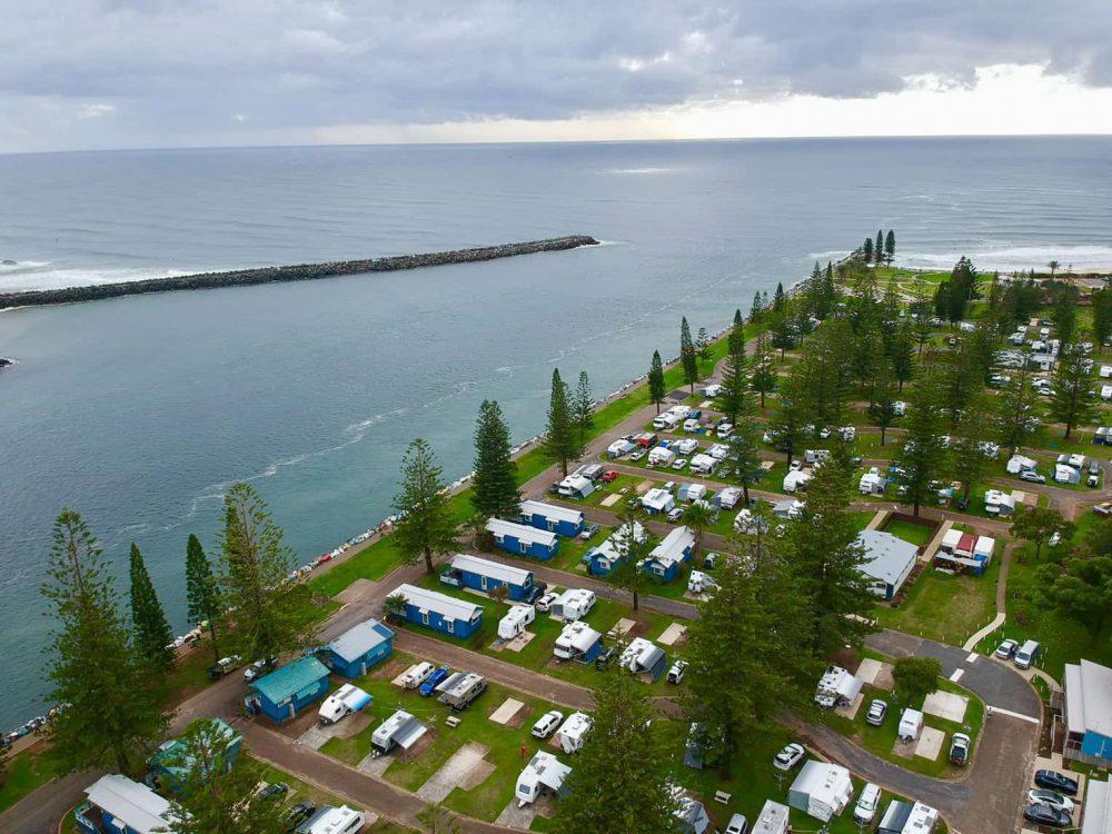 Port Macquarie Breakwall Holiday Park