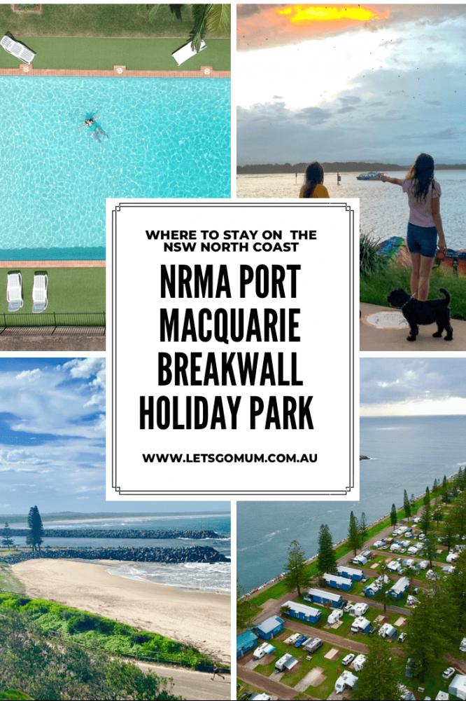 NRMA Port Macquarie Breakwall Holiday Park review