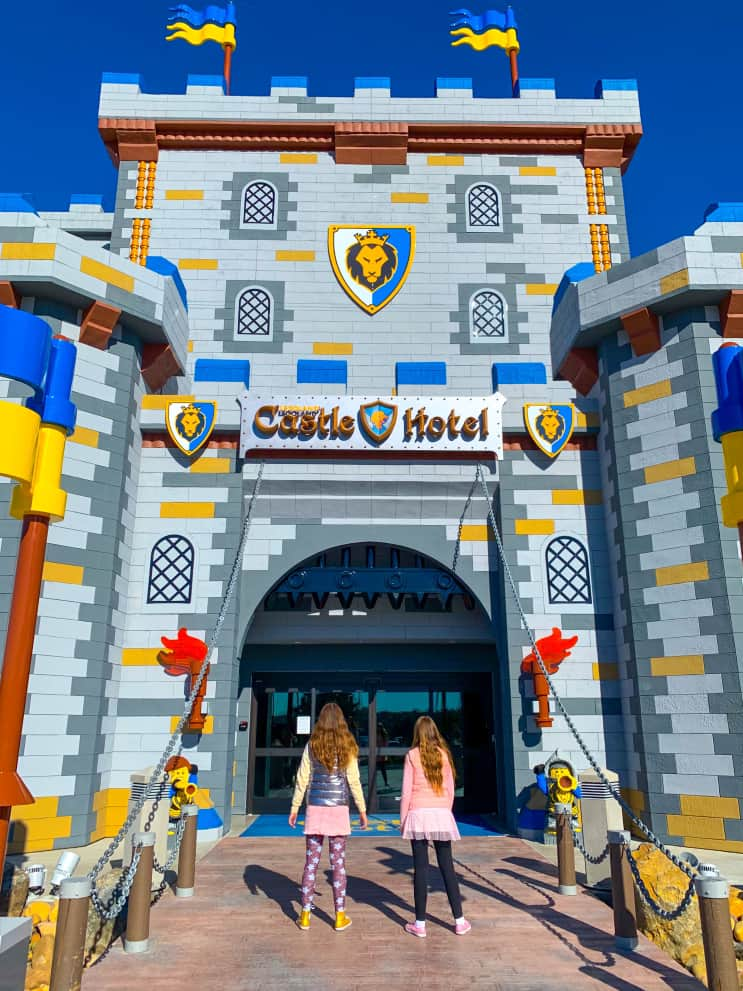 LEGOLAND California Castle Hotel