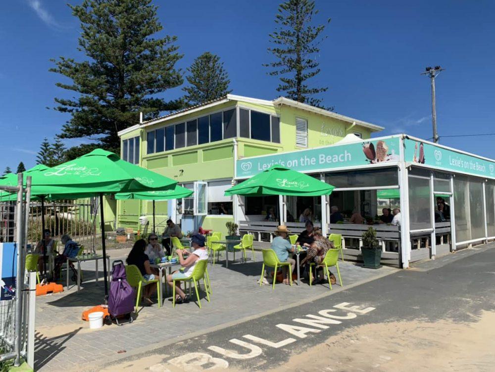 Lexie's On The Beach café