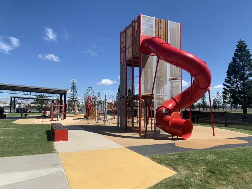 Griffith Park adventure playground