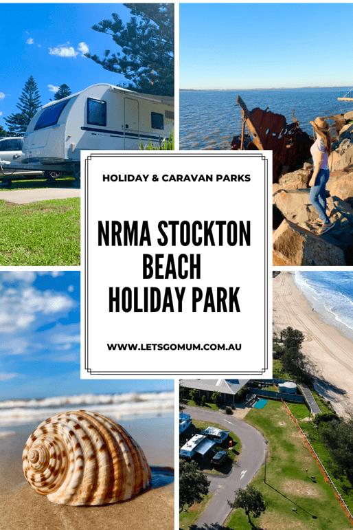 NRMA Stockton Beach Holiday Park review