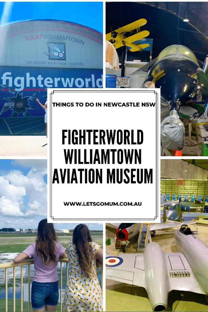 Fighterworld Williamtown Aviation Heritage Centre RAAF Base