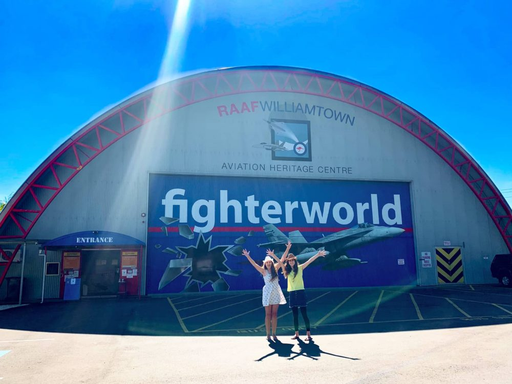 Fighter World in Williamtown NSW