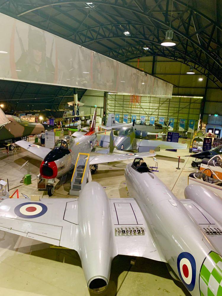 Fighterworld Williamtown Aviation Museum RAAF Base