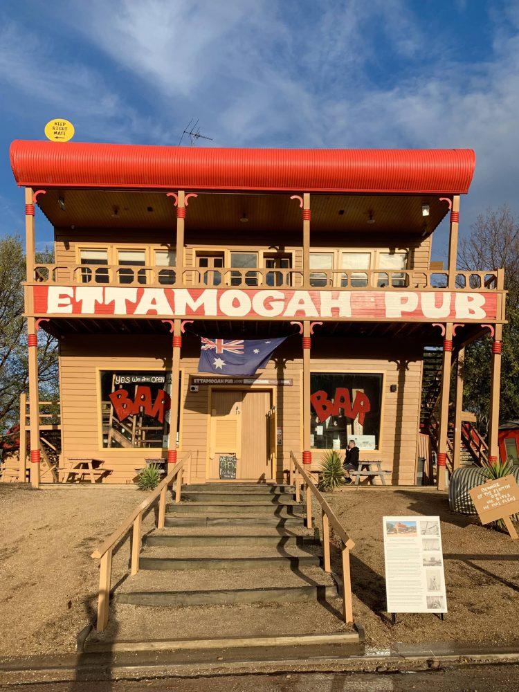 The Ettamogah Pub at Albury, NSW