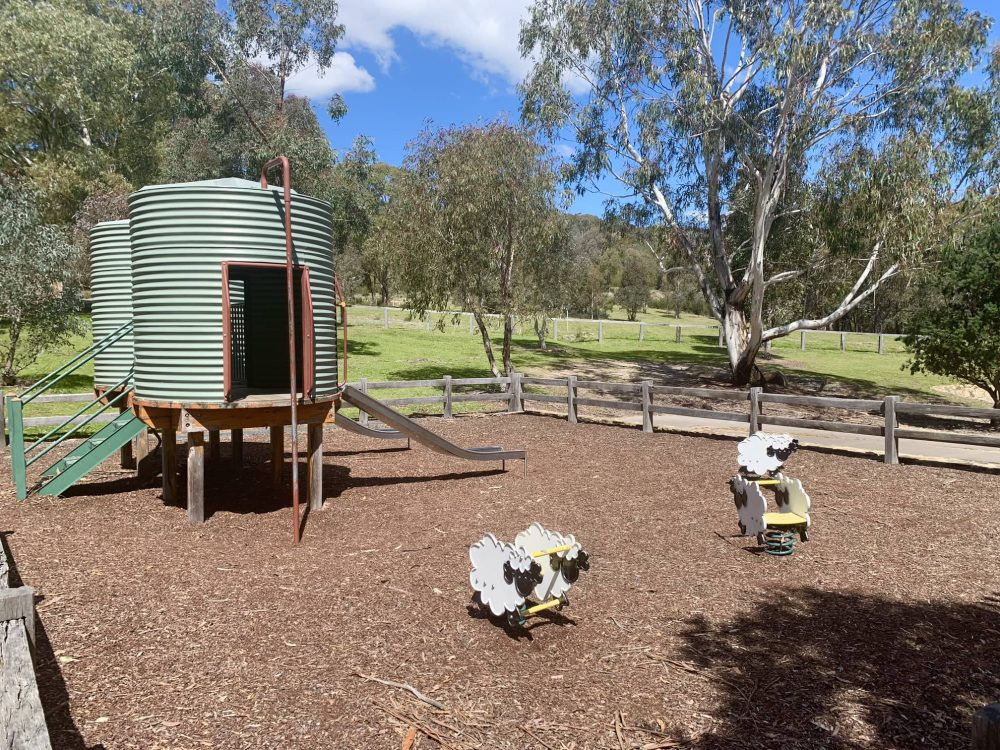 Tidbinbilla Nature Reserve Canberra - Nature Discovery Playground