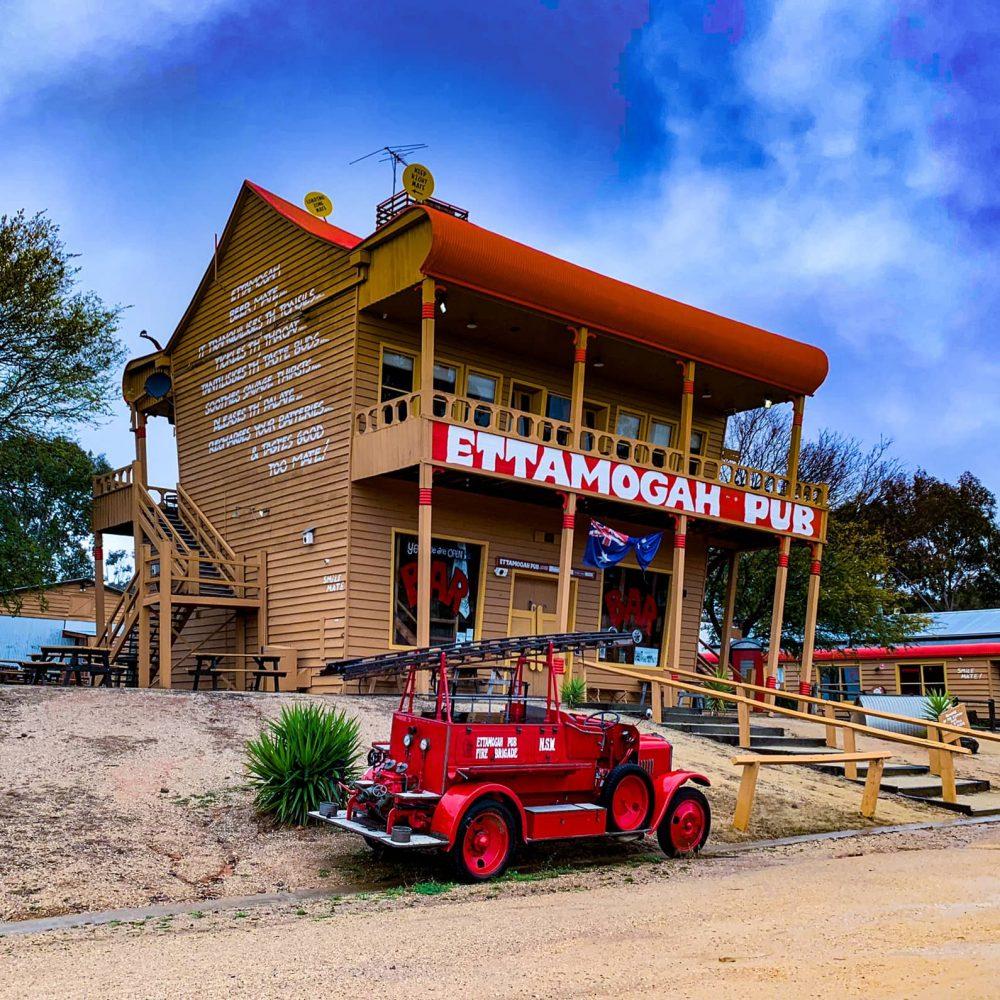 Ettamogah Pub, Albury NSW